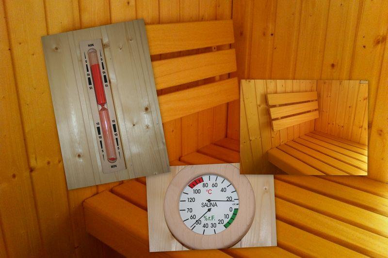 vakantiehuis holten sauna